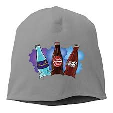 jfd quantum cherry nuka cola cuff beanie cap deepheather at amazon