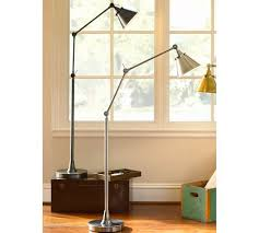 Photographers Tripod Floor Lamp Pottery Barn by Chic Task Floor Lamp Atelier Task Floor Lamp Positioning Ring