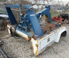 100 Meyers Truck Sales Century 211 Tow Truck Bed Item BW9550 SOLD December 14