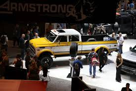 Check Out The Trucks We Saw At The 2017 SEMA Show - Hot Rod Network Convoy Truck Show Fitzgerald Semi Casual Photos Pride Polish Show Trucks Shine At 2016 Great American Wallpaper Wallpapers Browse 75 Chrome Shop Image Result For Airbrushed Truckscom Autos Pinterest Alexandra Blossom Festival Saturday 23th September 2017 North Commercial Vehicle Atlanta The Big Rig Trucks Midamerica Dump Wheels Wsi Xxl Model Mats Ordrive Owner Operators Trucking