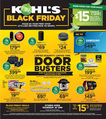 Day 3: Kohl's Black Friday Deals Unlocked ~ Today Only Deals ...