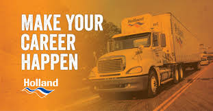 100 Regional Truck Driving Jobs Careers Home Holland Ing Holland