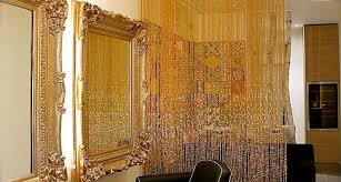Bamboo Beaded Door Curtains Painted by Charm Images Effortlessly Shop Curtains Online Delight Adulated