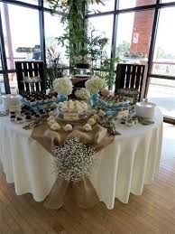 20 Rustic Burlap Wedding Table Decor Ideas