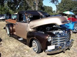 1951 Chevrolet Truck - With Fender Skirts By RoadTripDog On DeviantArt