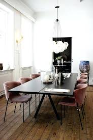 Dining Room Trends 2017 Lighting Color