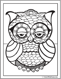 Coloring Sheets Pdf 70 Geometric Pages To Print And