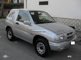 2000 suzuki grand vitara 1 6i 16v cat 3 porte cabriolet car