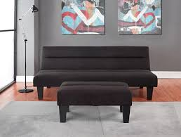 Kebo Futon Sofa Bed by Dhp Furniture Kebo Ottoman