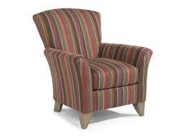 Flexsteel Living Room Fabric Chair 030C 10 Moss Creek Village