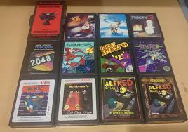 Halloween Atari 2600 Reproduction by Necron99 Viewing Profile Likes Atariage Forums