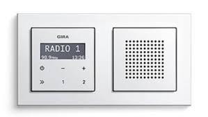 gira radio intelligent modernisieren mit e masters
