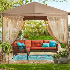Mosquito Netting For Patio Umbrella Black by Beige Universal Mosquito Netting Christmas Tree Shops Andthat