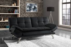Mainstays Sofa Sleeper Weight Limit by Amazon Com Dhp Bailey Futon Kitchen U0026 Dining