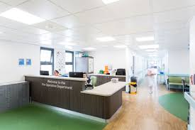 Armstrong Suspended Ceilings Uk by Armstrong Pcm Ceilings Help A New Health Unit Keep Its Cool