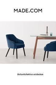 made esszimmerstuhl blau esszimmerstuhl haus deko