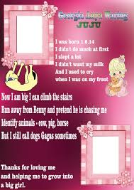 Contest Entry 20 For Create Cute Poster About Baby Girl