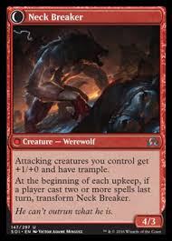Mtg Werewolf Deck Ideas by Working The Problem With Marty Shadows Over Innistrad Standard