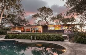 100 Richard Neutra Los Angeles Midcentury Gem By Goes On Sale For 1795m In