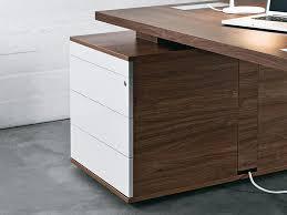 bureau caisson bureau de direction hamilton avec caisson porteur usine bureau