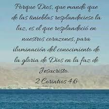 2 Corintios 4 1 6