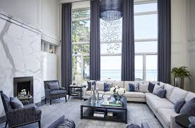 100 Home Design Contemporary A Waterfront With Manoresque Proportions SBID