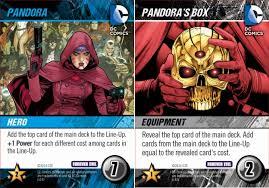 dc comics deck building game dice tower news