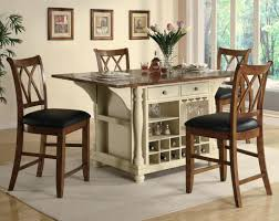 Bar Height Table Set Astounding Dining Room Furniture White Wood Trestle Rustic Oversized Rectangle Made In The Laminated Kitchen Sets