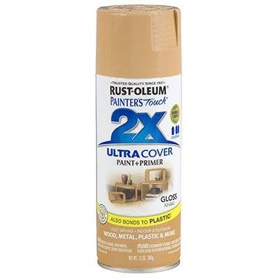 Rust-Oleum Painter's Touch Multi Purpose Spray Paint - 12oz, Khaki