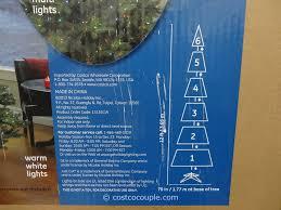 9 Slim Christmas Tree Prelit by General Electric Christmas Tree Christmas Lights Decoration