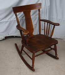 Bargain John's Antiques | Rocking Chairs / Morris Chairs ...