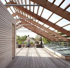 une pergola à anthony maison en bois préfabriquée et éco durable