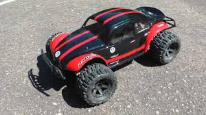 Traxxas Slash 4x4 Ultimate VW BAJA Bug Body And 2,8