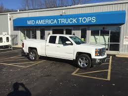 100 Truck Toppers ChevroletGMC Mid America Utility Flatbed Trailers In St Louis