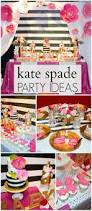 Kitchen Tea Themes Ideas by 140 Best Kate Spade Party Ideas Images On Pinterest Birthday