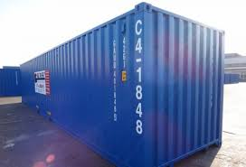 100 Shipping Containers 40 In Motion Foot Container