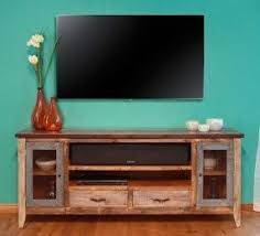 Country Style Entertainment Units