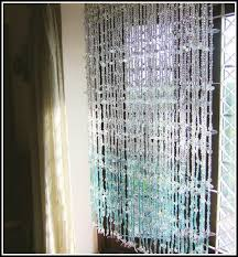 Bamboo Beaded Curtains Walmart by Beaded Curtains For Doors Walmart Curtains Home Design Ideas