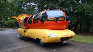 Riding In The Oscar Mayer Wienermobile #BucketList