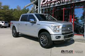 100 Ford Truck Tires F150 With 20in Grid Offroad GD5 Wheels Exclusively From Butler
