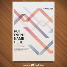 Event Poster Template Free Vector