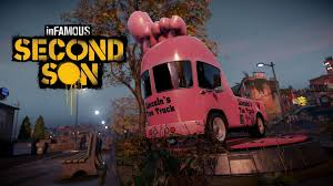 100 Toe Truck InFAMOUS SS Easter Eggs Lincolns YouTube