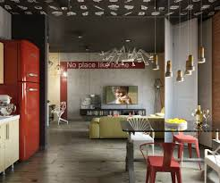 100 Modern Homes Design Ideas 3 Stylish With Dark Red Accents