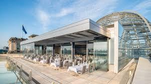 speisen über den dächern berlins im dachgarten restaurant im