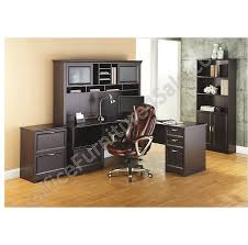 Realspace Magellan Corner Workstation by Realspace Magellan Performance Outlet Collection L Desk 30