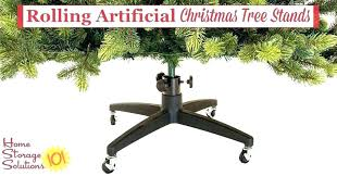 Live Christmas Tree Stand Oasis Resin For Real Trees