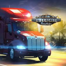 100 American Trucking Simulator Truck PC Buy Steam Game CDKey