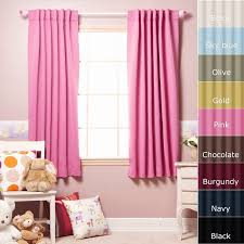 Curtain Design Pink Blackout Curtains Elegant Pale Pink Childrens