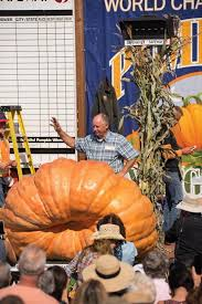 Half Moon Bay Pumpkin Festival Biggest Pumpkin by Sumner Man U0027s Giant Pumpkin Sets American The News Tribune