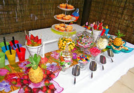 Pictures Tropical Theme Decorations
